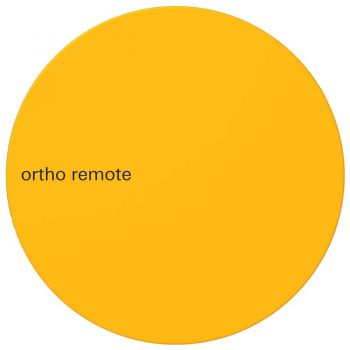 Teenage Engineering Ortho Remote Yellow
