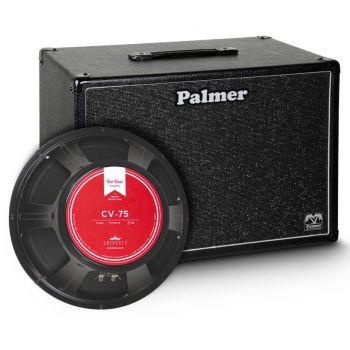 Palmer Cab 112 Cv-75 Caja 1 X 12 Con Eminence Cv-75 Model 8 Ohmios