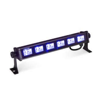 Fonestar BAR-18UV Barra de Luz UV con 6 LEDs