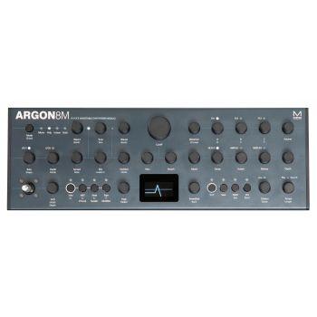 Modal Argon8M Sintetizador Polifónico en Formato Módulo