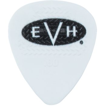 EVH Púas Signature White-Black Pack 6 Unidades 0,60mm