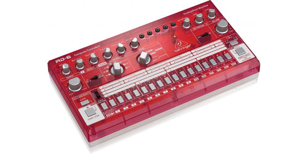 behringer rd 6 sb caja ritmos