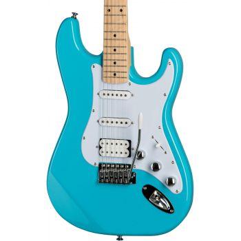 Kramer Focus VT-211S Teal Guitarra Eléctrica