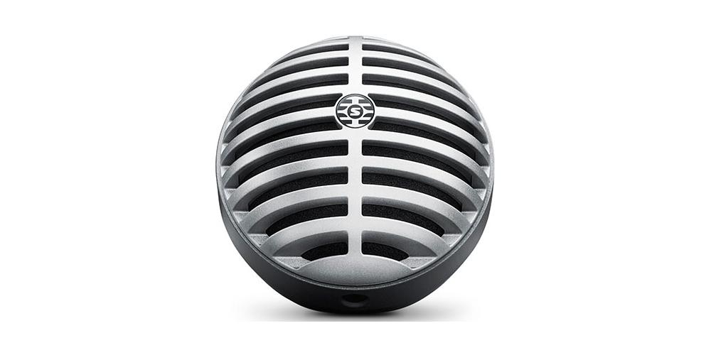 SHURE MV5 DIG Microfono Digital Condensador Gris Lightning