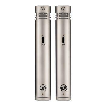 Warm Audio WA-84 Microfono Condensador Set 2 Unidades Niquel