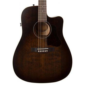 Art & Lutherie Americana Bourbon Burst CW Q1T. Guitarra Acústica
