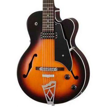 Vox VGA-3D-SB Guitarra Electroacústica con Funda de Transporte