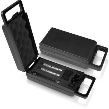 BEHRINGER C 2 Microfono Studio Kit 2 Micros con Estuche