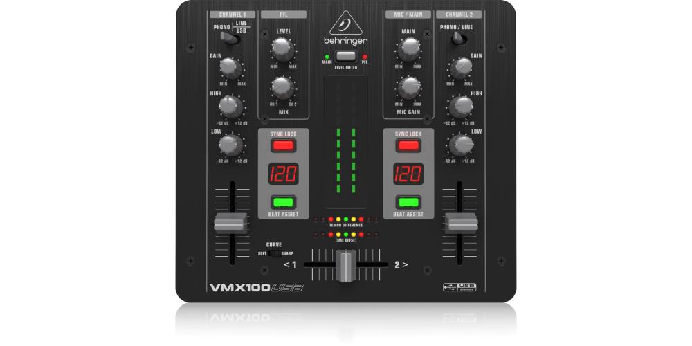VMX100USB behringer