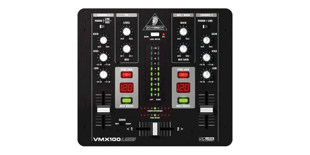 mezcladores usb bpm