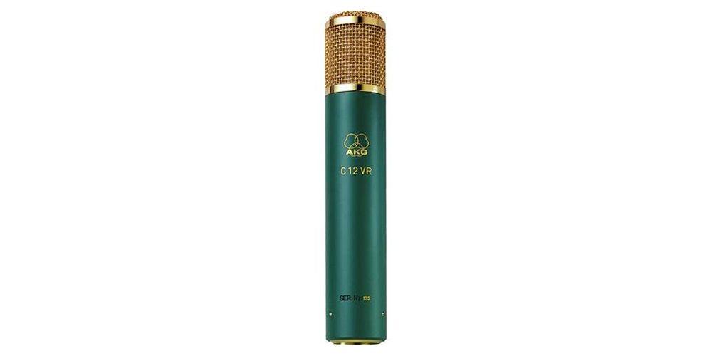 AKG C-12 VR Microfono Valvulas C12VR Gran diafragma Unidad