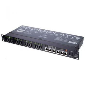 BEHRINGER P16-I Convertidor Analogico Digital P-16-I,16 Canales