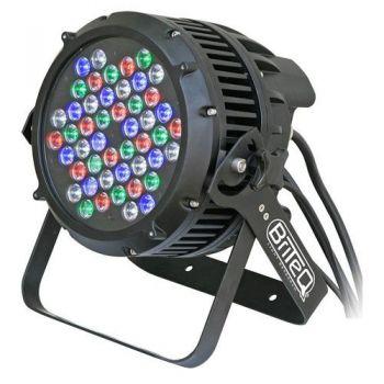 BRITEQ LED MEGA BEAM MK2 Proyector Led RGBW de 48 leds de 3w Ref 4354
