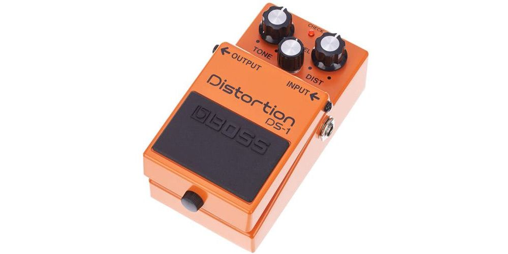Boss DS 1 Pedal Compacto