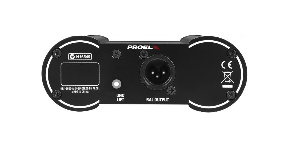 proel direct100p 2