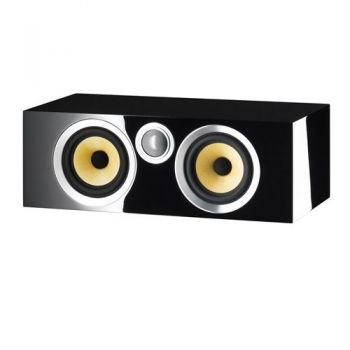 B&W CM-C S2 Gloss Black Altavoz Central UND