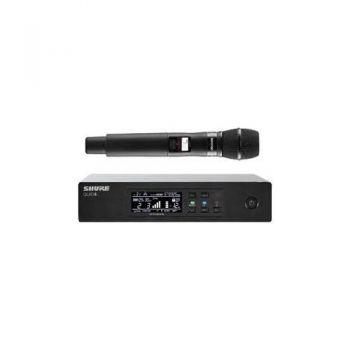 SHURE QLXD24 KSM9 Microfono inalambrico de Mano