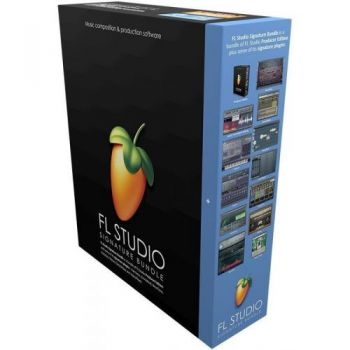 FL STUDIO SIGNATURE EDITION 12 BOX