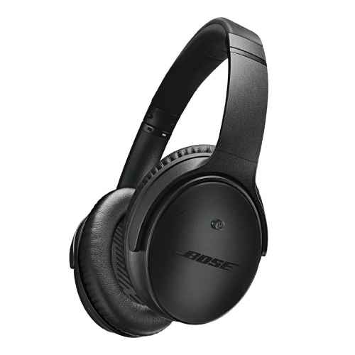 bose quietcomfort 25 triple black qc25