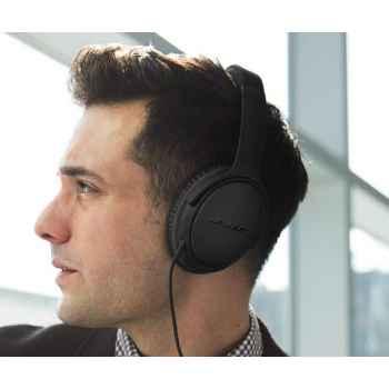 BOSE QUIETCOMFORT QC25 SMSG  Negro Compatible Samsung. Cancelador de Ruido