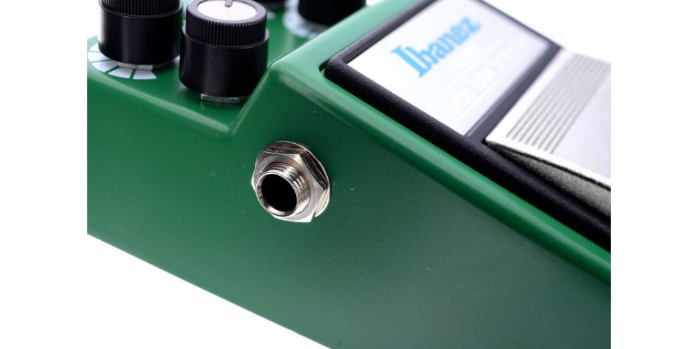 Ibanez TS9DX Turbo Tube Screamer overdrive