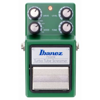 ibanez ts9dx front