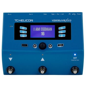 TC helicon VoiceLive Play front