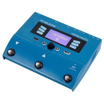 TC helicon VoiceLive Play Pedal de Efectos Múltiples