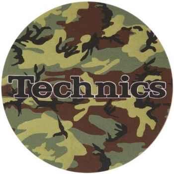 Zomo Slipmat Technics army (Doppelpack)