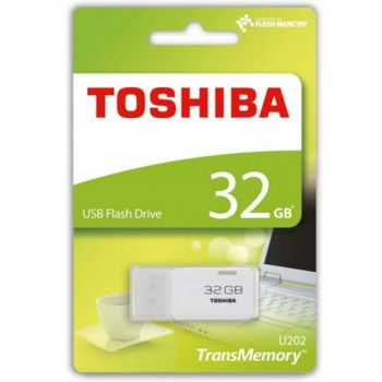 TOSHIBA USB Pendrive 32GB THN-U202W0320E4