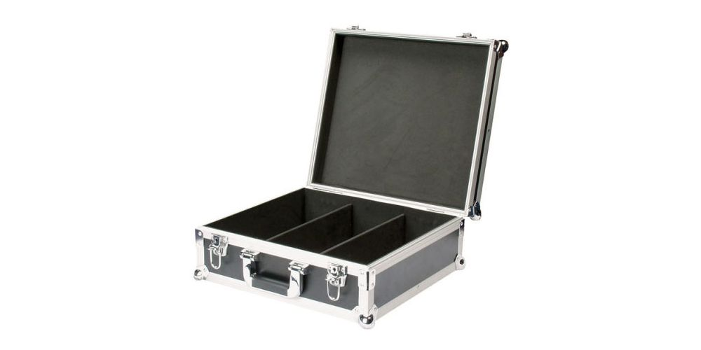 dap audio case for 60 cds d7325b open