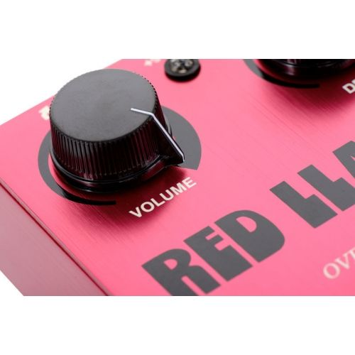 Dunlop Way Huge WHE203 Red Llama Overdrive