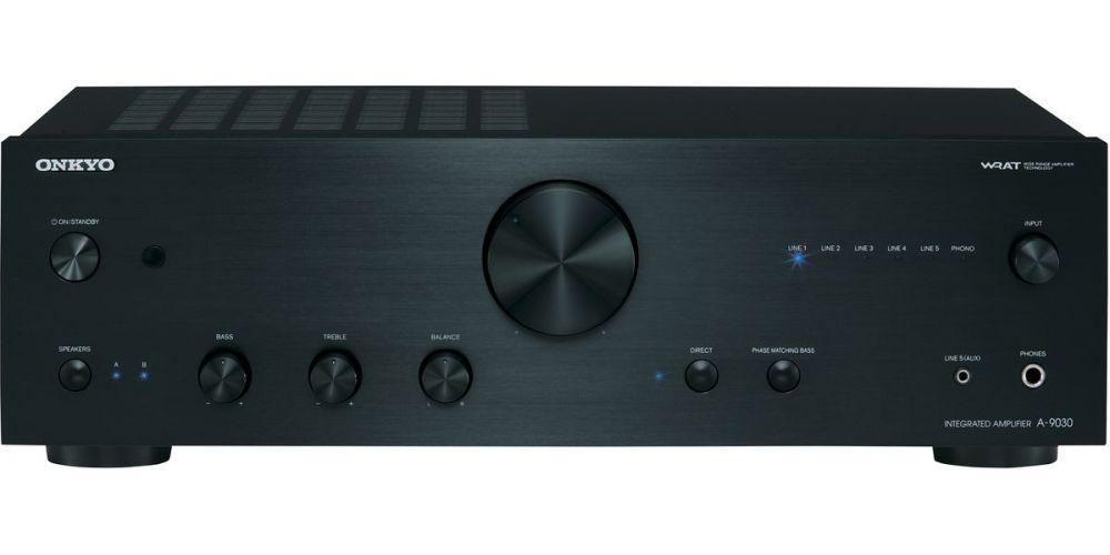 onkyo a9030 bk amplificador