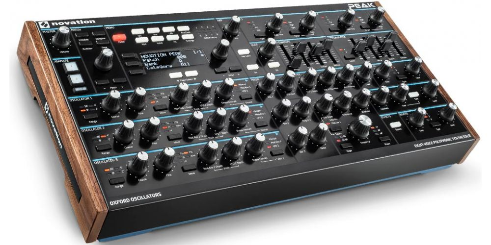 comprar Novation Peak