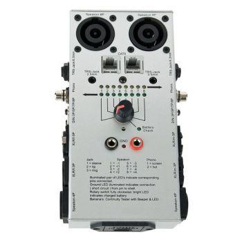 DAP Audio Cable Tester Pro - Probador de Cables RF:D1909