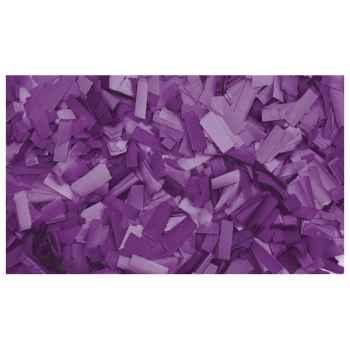 Showtec Show Confetti Rectangle Purple 1Kg Morado 60910PU