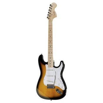 Fender Squier Affinity Series Stratocaster Maple Fingerboard 2-Color Sunburst