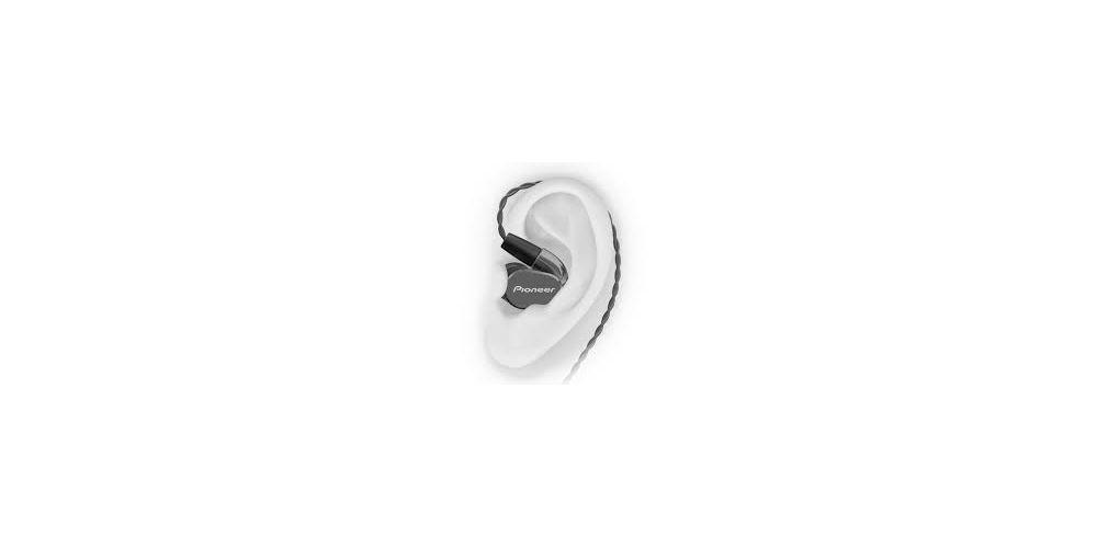 pioneer sech5 black auriculares