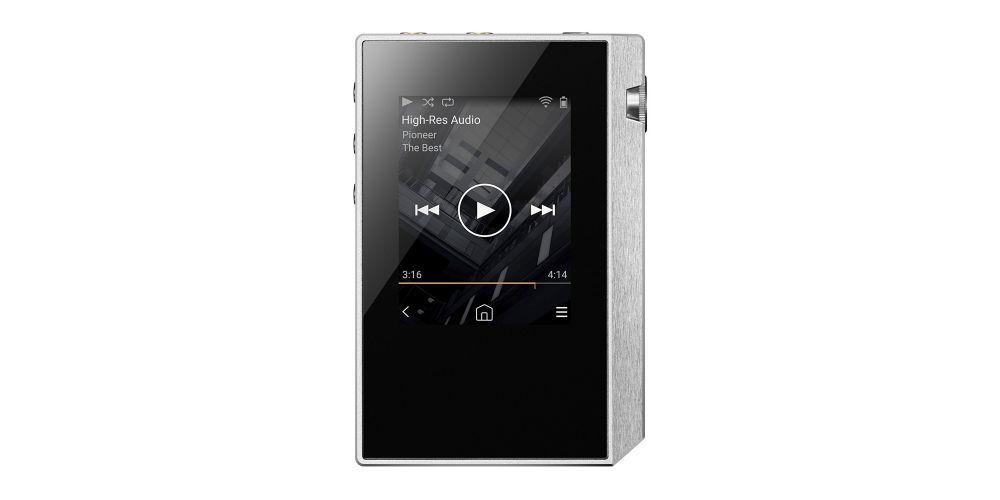 pioneer xdp30 silver reproductor multimedia hi res