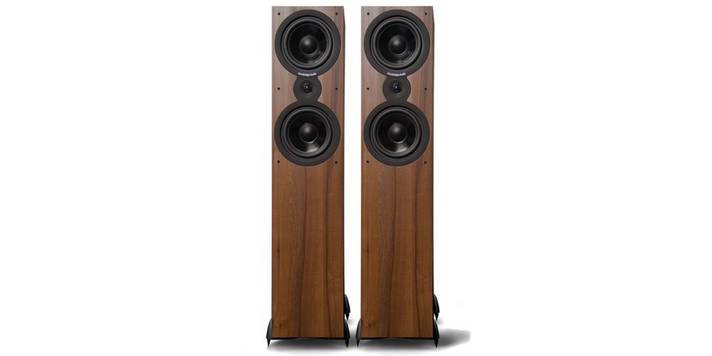 Cambridge Audio SX  80 Columna altavoz acabado walnut
