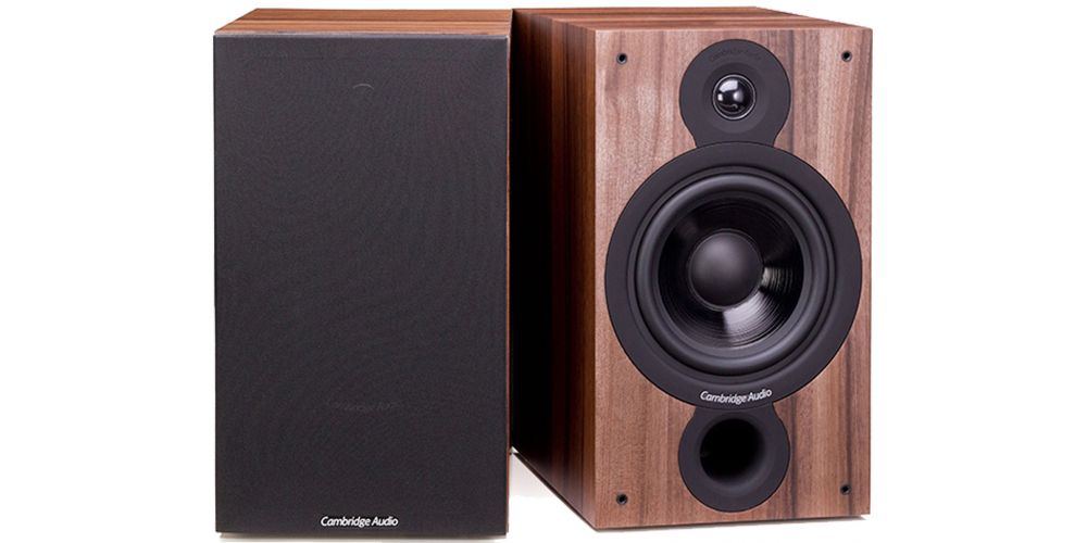 cambridgeam5 cd 5 sx 60 walnut altavoces conexiones tapa