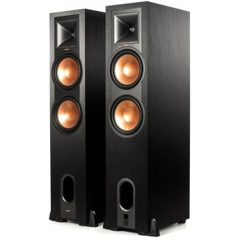 KLIPSCH R-28PF Black Altavoces Bluetooth Pareja