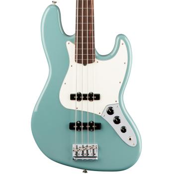 Fender American Pro Jazz Bass RW FL Sonic Gray
