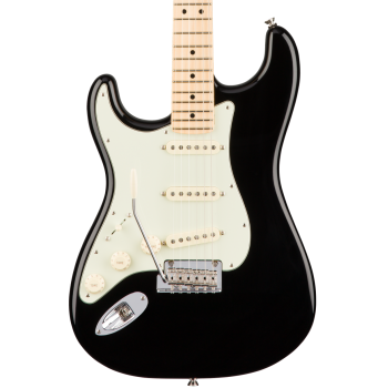 Fender American Pro Stratocaster MN Black LH