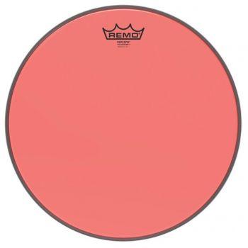 Remo 12 Emperor Colortone Red BE-0312-CT-RD