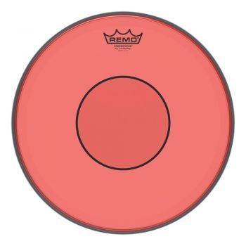 Remo 14 Powerstroke 77 Colortone Rojo P7-0314-CT-RD