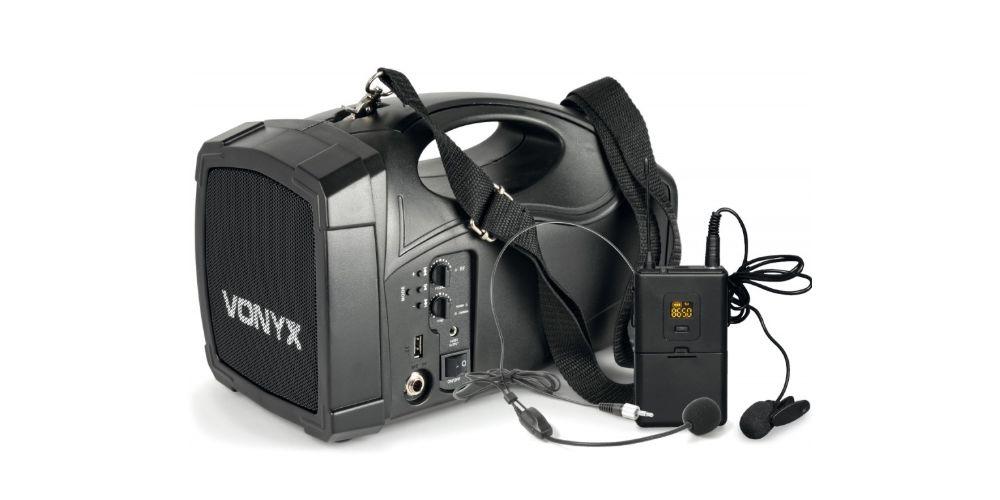 Vonyx ST012 Megafono