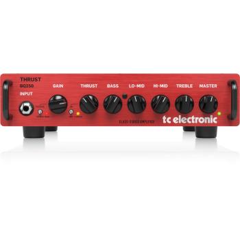 Tc electronic BQ250 Cabezal de Bajo