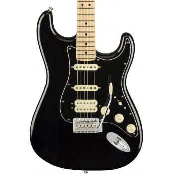 Fender American Performer Stratocaster MN HSS Black