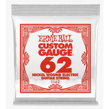 Ernie Ball 1162 Slinky Entorchada Cuerda Para Guitarra Electrica 062